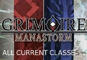 Grimoire: Manastorm - All Current Classes DLC Steam CD Key