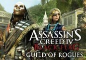 Assassin's Creed IV Black Flag - Guild of Rogues Pack DLC Uplay CD Key
