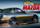 Car Mechanic Simulator 2018 - Mazda DLC Steam CD Key