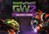 Plants vs. Zombies: Garden Warfare 2 - 120,000 Modest Coins Pack XBOX One CD Key