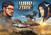 Warzone: Clash of Generals - €25 Platinum Starter Pack CD Key