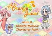 100% Orange Juice - Nath & Tomato+Mimyuu Character Pack DLC Steam CD Key