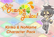100% Orange Juice - Kiriko & NoName Pack DLC Steam CD Key