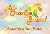100% Orange Juice - Acceleration Pack DLC Steam CD Key