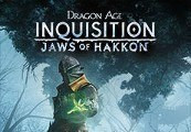 Dragon Age: Inquisition - Jaws of Hakkon DLC Origin CD Key