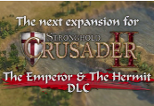 Stronghold Crusader 2: The Emperor and The Hermit DLC EU Steam CD Key