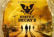 State of Decay 2 Ultimate Edition US XBOX One / Windows 10 CD Key