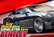 Car Mechanic Simulator 2015 - Bentley DLC Steam CD Key
