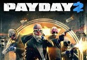 PAYDAY 2: Heist Bundle Steam CD Key