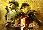 Resident Evil 5 Gold Edition Steam CD Key