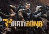 Dirty Bomb - Fragger + 50k Ingame Credits DLC Steam CD Key