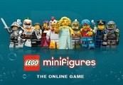 LEGO Minifigures Online - 6 x Minifigures for Series 12 and 13 Pack Key