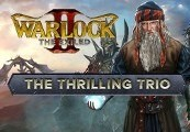 Warlock 2: The Exiled - The Thrilling Trio Steam CD Key