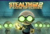 Stealth Inc. 2: A Game of Clones US Wii U Key