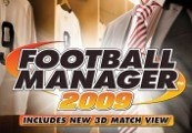 Football Manager 2009 Steam CD Key