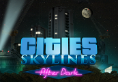 Cities: Skylines - After Dark DLC RU VPN Required Steam CD Key