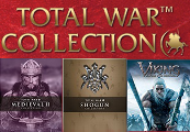 Medieval II & Shogun: Total War Collections + Viking: Battle for Asgard Steam CD Key