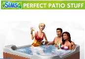 The Sims 4: Perfect Patio Stuff Pack Clé Origin