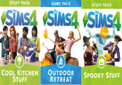 The Sims 4: Bundle Pack 2 EA Origin CD Key
