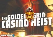 PAYDAY 2 - The Golden Grin Casino Heist DLC Steam CD Key