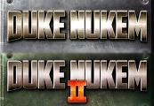 Duke Nukem + Duke Nukem 2 Steam CD Key
