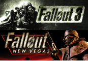 Fallout 3 + Fallout New Vegas ROW Clé Steam