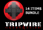 Tripwire Interactive 14 Items Bundle Steam CD Key