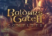 Baldur's Gate II: Complete GOG CD Key