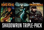 Shadowrun Triple Pack Steam Gift
