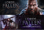 Lords Of The Fallen Digital Deluxe Edition + Ancient Labyrinth DLC ASIA Steam Gift