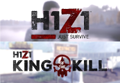 H1Z1: King of the Kill + Just Survive Steam CD Key