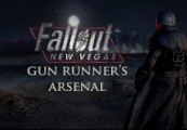 Fallout: New Vegas - Gun Runners' Arsenal DLC Steam CD Key