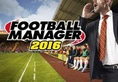 Football Manager 2016 ASIA Steam CD Key