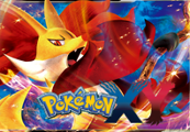 Pokemon Trading Card Game Online - Delphox-EX Card Key