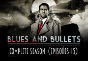 Blues and Bullets - Complete Season (Episodes 1-5) Steam CD Key