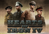 Hearts of Iron IV: Hero Edition (Retail) Steam CD Key