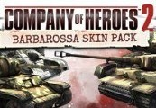 Company of Heroes 2 - Barbarossa Skin Pack Steam CD Key