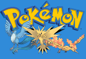 Pokemon X Y - Omega Ruby / Alpha Sapphire - Legendary Bird Pokemon: Articuno, Zapdos, Moltres - Nintendo 3DS EU Key