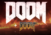 DOOM + FREE DOOM 3 Steam CD Key
