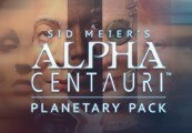 Sid Meier's Alpha Centauri Planetary Pack GOG CD Key