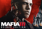 Mafia III Digital Deluxe Edition OUTSIDE EUROPE Steam CD Key