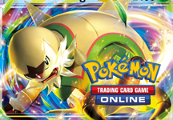 Pokemon Trading Card Game Online - Chesnaught-EX Card Key