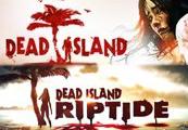 Dead Island Goty + Dead Islande Riptide Paradise Bundle Europe Restricted