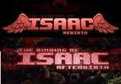 The Binding of Isaac: Rebirth + Afterbirth Bundle Steam Gift