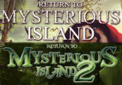 Return to Mysterious Island 1 & 2 Bundle Steam Gift