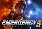 Emergency 5 Digital Deluxe Edition Steam CD Key