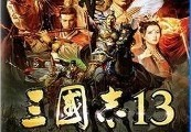 Romance of the Three Kingdoms 13 Steam Gift