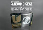 Tom Clancy's Rainbow Six Siege - 1200 Credits Pack DE PS4 CD Key