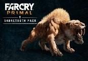 Far Cry Primal - Sabretooth Pack DLC Clé Uplay