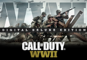 Call of Duty: WWII Digital Deluxe Edition EU PS4 CD Key
